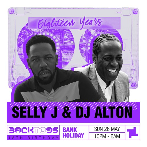 DJ ALTON BACKTO95 18TH BIRTHDAY PROMO MIX