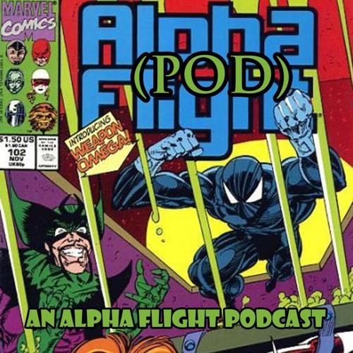 40 Alpha Pod Flight Issue 102 Douglas Noble