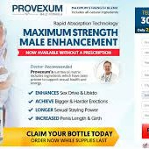Provexum - Provides Longer And Harder