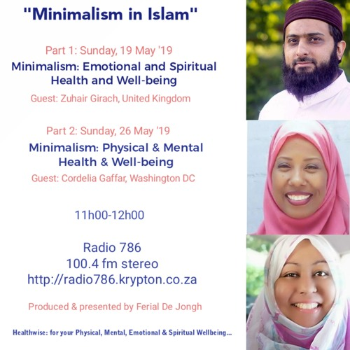 HealthWise - Minimalism Pt 2 | Radio786