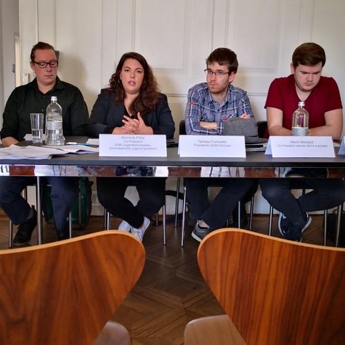 AHV stärken und Pensionskasse abschaffen? Junge Linke und Grüne wollen Systemwechsel