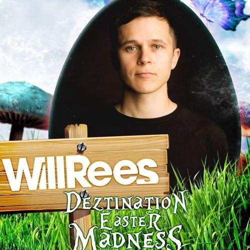 Will Rees LIVE @ Stockholm, Sweden [Deztination Easter]