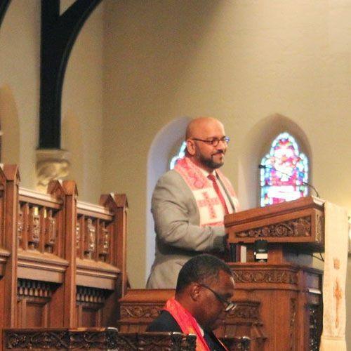"""FREEDOM"" Sermon by Rev. Dr. Victor Aloyo"