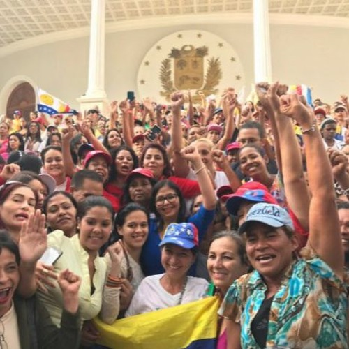 Le pied à Papineau CKVL: Guerre d'usure contre le Venezuela - Interview Thierry Deronne de Caracas