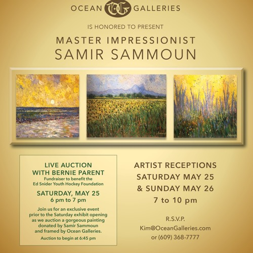 Mary Roth - Artists With A Purpose - Interview With Samir Sammoun 5-23-19