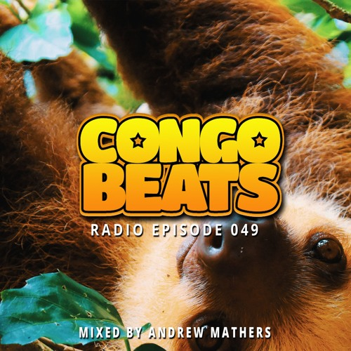 Congo Beats Radio 049 - Mixed By Andrew Mathers