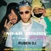 JHAY CORTEZ FT J BALVIN & BAD BUNNY - NO ME CONOCE REMIX (RUBEN DJ) Portada del disco