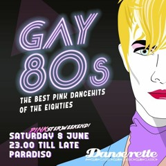 Amsterdam - GAY 80's Mix