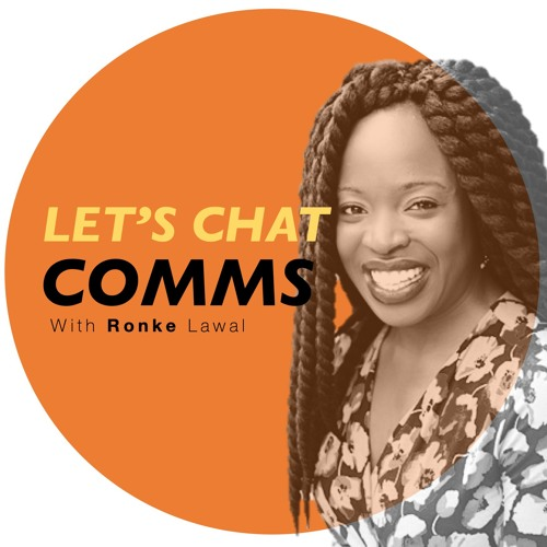 Episode 2 with Ronke Lawal, Founder of Ariatu Public Relations