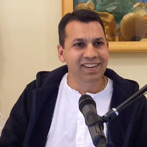 Śrīmad Bhāgavatam class on Fri 24th May 2019 by Sri Chaitanya Dāsa 4.22.40