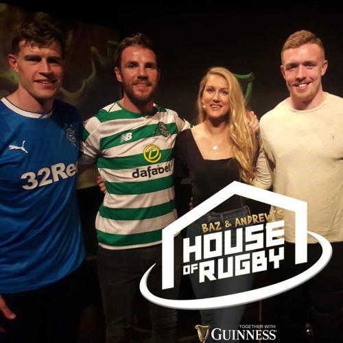 LIVE in Dublin with Dan Leavy, Fergus McFadden and Megan Williams