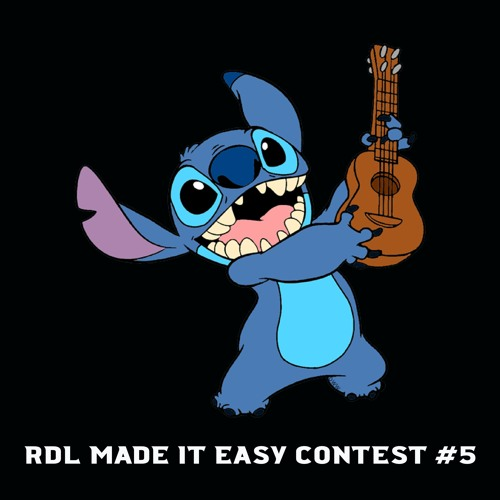 RDL MADE IT EASY CONTEST #5