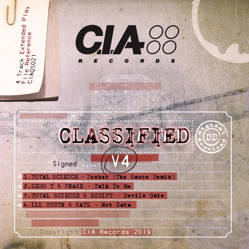 Classified V4 (Clips)