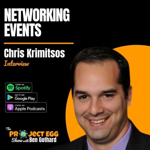 Networking Events: Chris Krimitsos