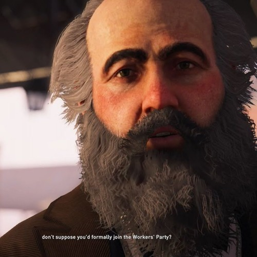 Jamie Woodcock: Marx At The Arcade