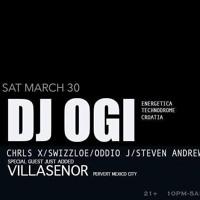 DJ Ogi - Stealth Night - Los Angeles