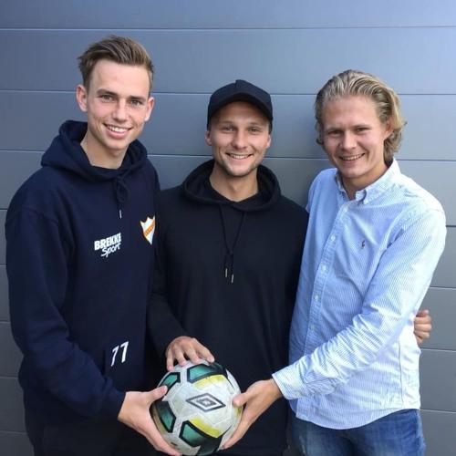 #82 Kristian Eriksen, Stian Sanner og Olav Hovstad