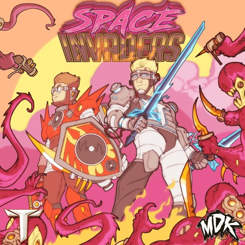 Teminite & MDK - Space Invaders