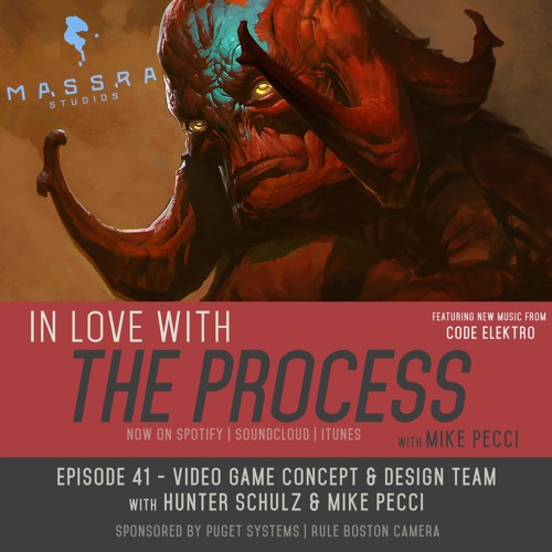 EP41 | The Video Game Concept and Design Team (Guest Hunter Schultz from Massra Studios)