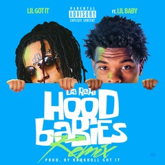 Da Real HoodBabies feat. Lil Baby (Remix)