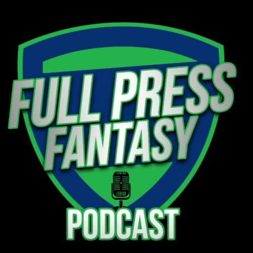 Full Press Fantasy Podcast - Ep 2 - Tiered Running Back Rankings