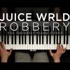 Robbery Juice Wrld-Piano