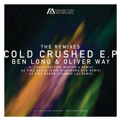 Time Range (Shin Nishimura Dub Remix) - Ben Long (Preview)