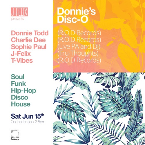 Donnie's Disc-O Promo Mix
