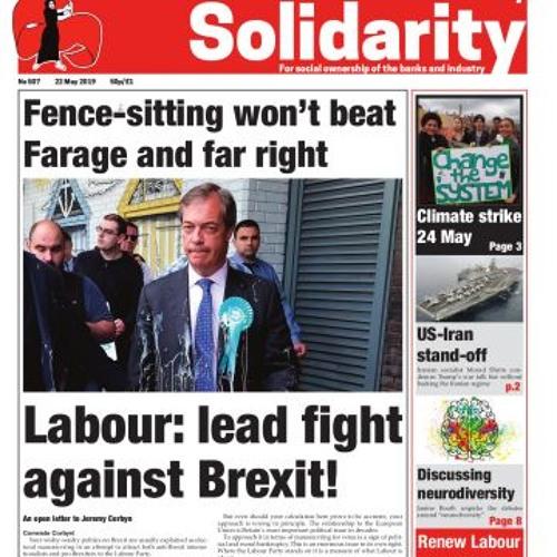 Solidarity newspaper