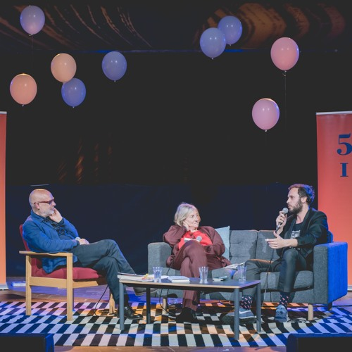 Poetry From the Future - Srecko Horvat and Brian Eno with Rosie Boycott
