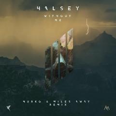 Halsey - Nightmare (Nurko & Miles Away Remix)(Klzy Repost)