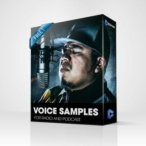 FREE VOICE SAMPLES for PODCAST | DJ SET
