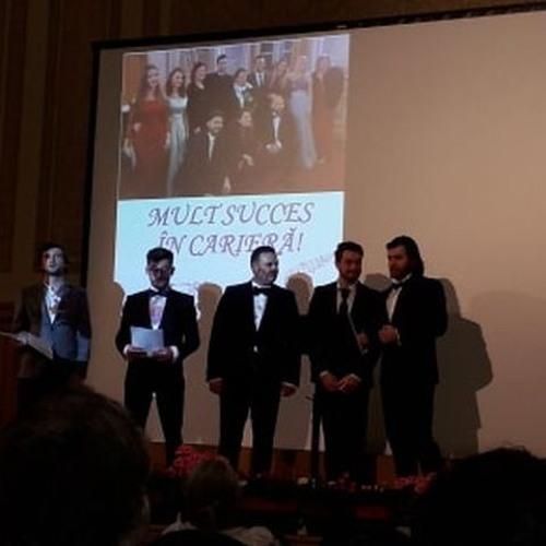 Giovani voci in recital, concerto ROASIT a Bucarest