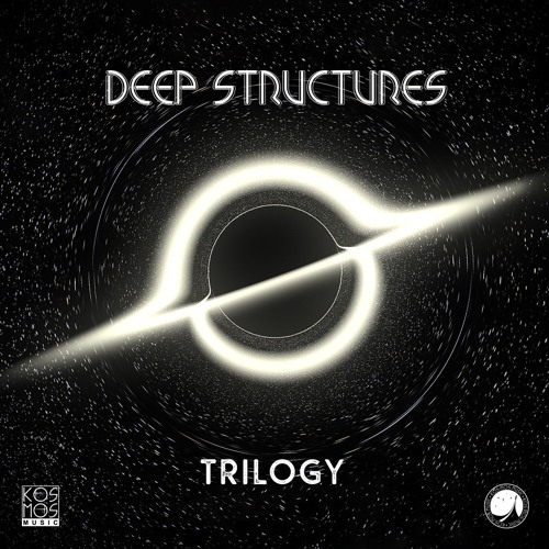 """KOSMOS091LP V/A """"Deep Structures LP"""" Parts One+Two+Three (Preview Mimi-mix)"""