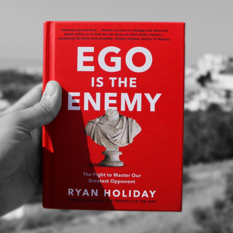 112. Podcast Mužom.sk: Ego je váš nepřítel (Ryan Holiday)