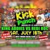 Jul 2015 - King Addies VS Redi Roc in Connecticut  (Kick & Punch)