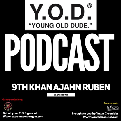 THE YOD PODCAST EPISODE 034 A YAWN CHRONICLES PRODUCTION