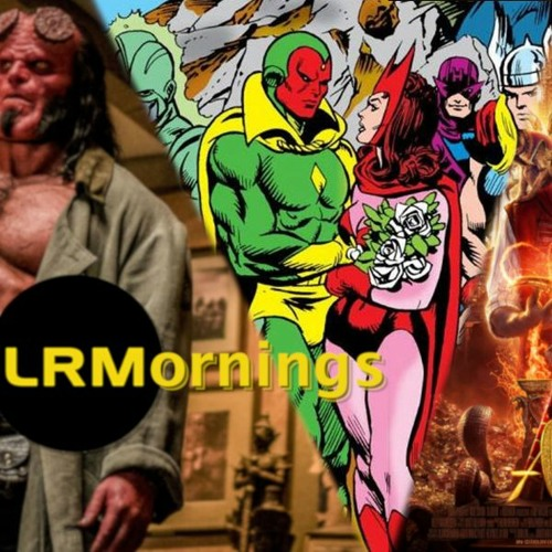 Aladdin Was Magical, Hellboy Dies Early, And The Scarlet Witch Warps Reality | LRMornings