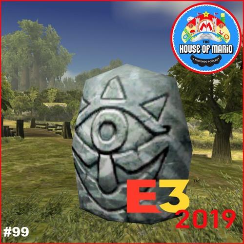 The Gossip Stone's E3 2019 Predictions - The House of Mario Ep. 99
