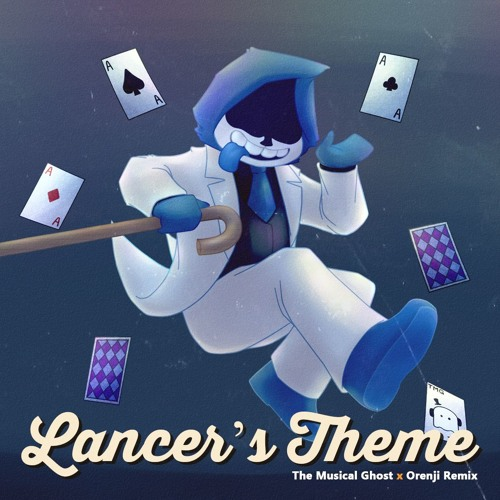 TMG & Orenji   Deltarune - Lancer's Theme [Electro Swing] by The  Musical Ghost on SoundCloud - Hear the world's sounds