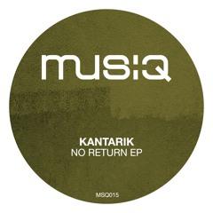 Kantarik - No Return (Original Mix)