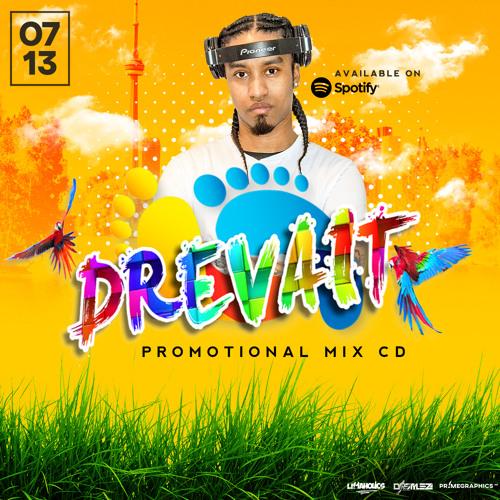 DJ STYLEZ OFFICIAL - DREVAIT [PROMOTIONAL MIX CD]