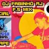 """ESPECIAL PFG """" PAREDÃO FLASH GOSPEL - DJ FABINHO RJ ( F.S MIX )"""
