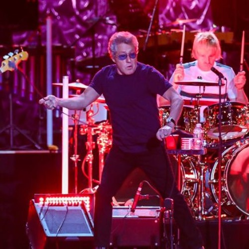 "The Who 2019-05-26 Citizens Bank Park ""We're Not Gonna Take It-See Me Feel Me"""