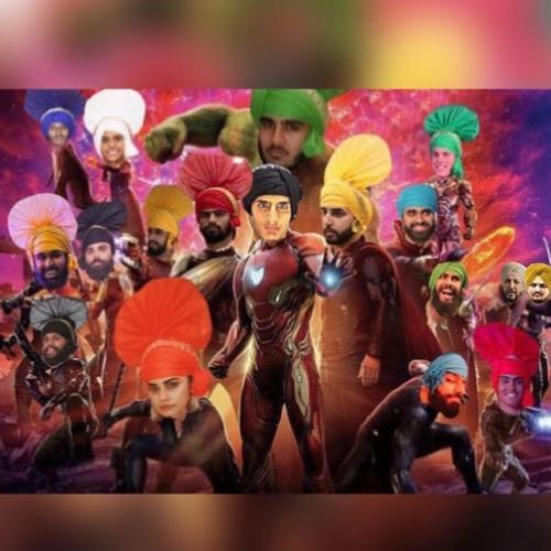 Gabroo Gulab Wargey @ Bruin Bhangra 2019 #TheBhangraAvengers | MOMO x Legitamit