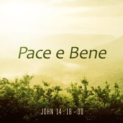 """5-26-2019 """"Pace e Bene"""" Rev Clay Thomas"""