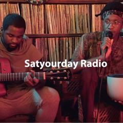 Satyourday Radio Vinyl Room Session w/BYHAZE