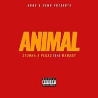 Stunna4Vegas - Animal ft. DaBaby