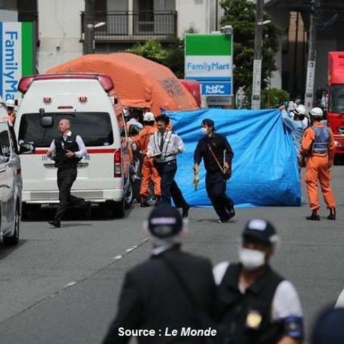 Le Mot De L'info 29 mai - Attaque Au Couteau Au Japon