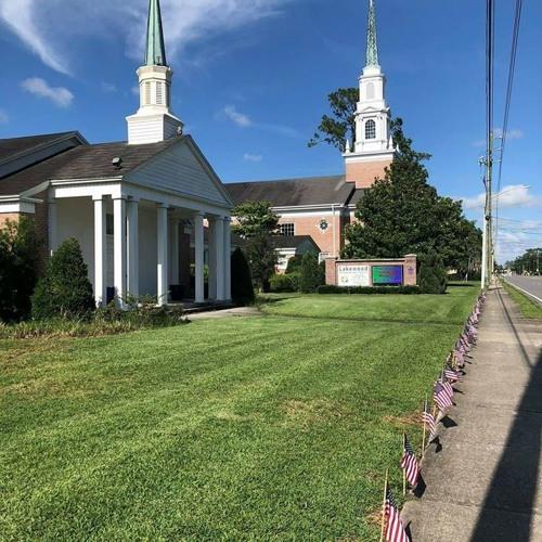 Rev. Joy Laughridge Sermon - Spirit-Filled